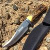 "10.5"" Defender Xtreme Stainless Steel Blade Hunting Knife with Sheath"